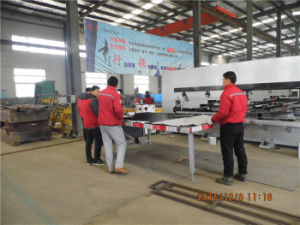 T30 Hydraulic Punch Press/CNC Turret Punching 4 Axis CNC Turret Punch Machine pictures & photos