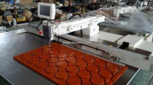Extra Large Size Programmable Pattern Sewing Machine pictures & photos