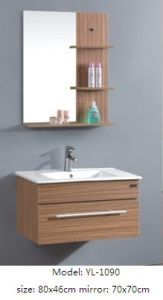 Bathroom Vanity MDF with Melamine Furniture pictures & photos