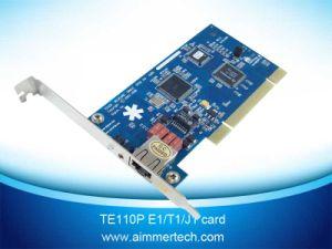 Te110p 1 E1/T1/J1 Asterisk Card Isdn Pri Card Support Asterisk /Trixbox/Elastix (TE110P)