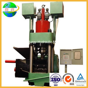 Hydraulic Iron Chips Briquette Press Machine for Sale (SBJ-630) pictures & photos