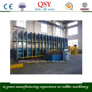 2015 Best Sale Rubber Conveyor Belt Making Machine pictures & photos