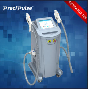 Permanent Shr IPL +808nm Diode Laser Hair Removal pictures & photos
