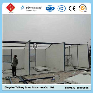Certificated Fast Supplier Steel Structure House pictures & photos