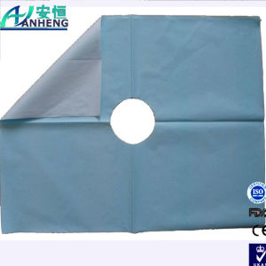 Disposable Sterilized Surgical Drape Towel for Medical Use pictures & photos