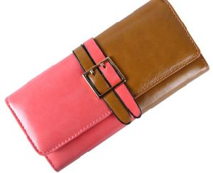 Good Quality Fashion PU Ladies Wallet (KCW33) pictures & photos