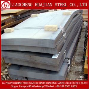 Ss400 Hot Rolled Steel Plate for Construction pictures & photos