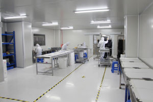 Class10000 Cleanroom Used in LED Panel Installation pictures & photos