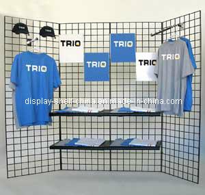Grid Display, Grid Display Shelf
