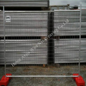 Australia Standard Galvanized Welded Wire Mesh Temporary Fencing Panel (Anjia-085) pictures & photos