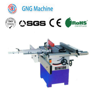 Electric Wood Cutting Sliding Table Saw pictures & photos