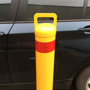 Removable Bollard RB11 Yellow pictures & photos
