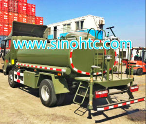 4, 000-10, 000L Water Tank Truck, Chinese water tank truck pictures & photos