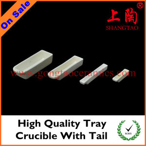 High Quality Tray Crucibles with Tail pictures & photos