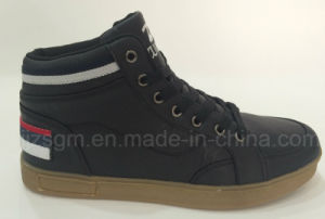 Comfort High Top Casual Shoes pictures & photos