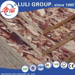 Structural Insulated Panel OSB From OSB Board Manufacturer Luli Group pictures & photos