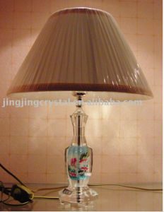 2016 Good Quality Modern Crystal Table Lamp pictures & photos