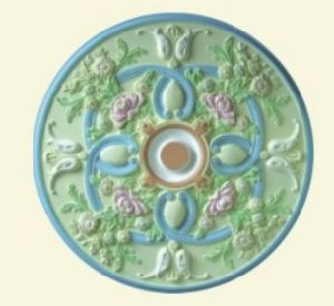 Polyurethane Lighting Medallion Ceiling Medallion (B3018C-9) pictures & photos