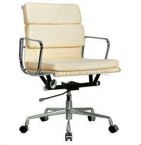 Hot Sale Modern Leather Eames Office Chair (SZ-OC128) pictures & photos