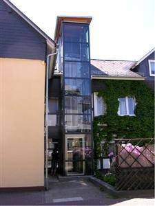Cheap Outdoor Glass Home Elevator / Residential Lift pictures & photos