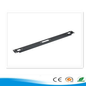 Network Cable Manager with 5 PCS Plastic Rings 19 Inch Metal Horizontal Cable pictures & photos