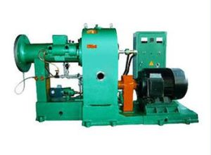 Xj-115L Plastic and Rubber Sheet Extruder Machine