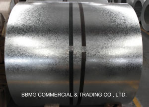 Dx51d Hot Dipped Galvanized/Aluminized Steel Coil Gi for Roofing Sheet pictures & photos