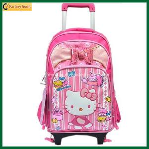 Fashion Cartoon Trolley School Bag (TP-BP166) pictures & photos