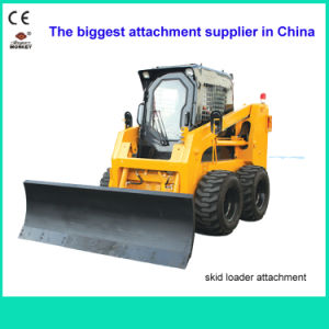 Skid Steer Loader Attachments Dozer Blade