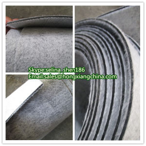Geotextile Coated PE Film for Landfill pictures & photos