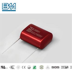 Film Capacitor Cbb81 Polypropylene Capacitor