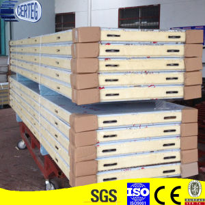 Insulation Refrigeration House PU Panel Cold Room Polyurethane Board pictures & photos