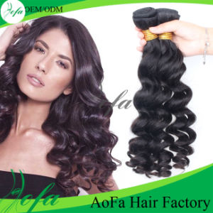 100% Virgin Indian Remy Human Hair Weave for Body Wave pictures & photos