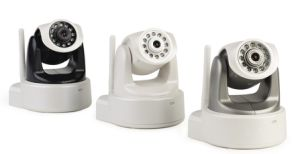 Security Camera /H. 264 & Mjpeg PTZ IP Video CCTV Camera /Support WiFi Mobile Phone View (1MCAM) pictures & photos