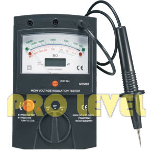 Profession Analog Insulation Tester (MS5202) pictures & photos