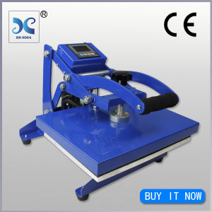 Manufacturer Supply Dye Sublimation Heat Press Machine pictures & photos