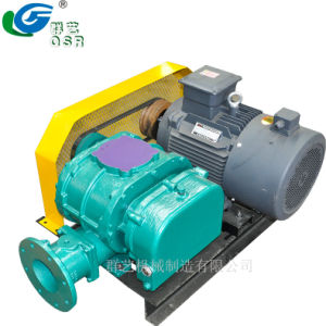 75m3/Min Capacity Low Noise Horizontal Type Impeller Blower