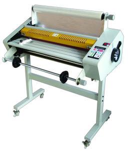 Temperature Adjustable Acrylic Wedding PVC Album Kraft Paper Laminating Machine fm650 pictures & photos