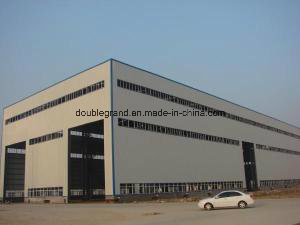 Light Steel Structure Frame for Workshop/Steel Structure Factory pictures & photos