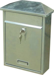 Residential Stainless Steel Mailbox/Free Standing Mail Box (JHC-2086)