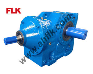 Helical Bevel Gear Reducer K37
