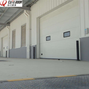 CCC Certification Standard Security Remote Control Industrial Automatic Door pictures & photos