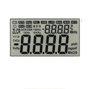 Tn LCD Custom LCD Screen for Electric Watch pictures & photos