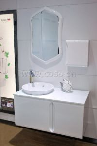 Ecological Wood Bathroom Cabinet Ew1333 pictures & photos