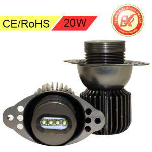 20W CREE Auto Bulb for BMW Angel Eyes 2006-2008 E90 Pre-Facelift Models