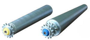 Tapered Sprocket Conveyor Roller pictures & photos