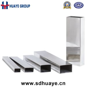 Polished Stainless Steel Tube pictures & photos