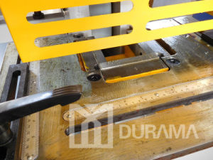 Iron Worker Hydraulic Punch Shear Metalworker Fabrication Machines pictures & photos