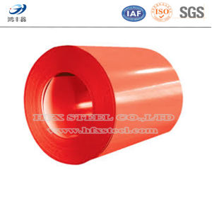 Prepainted Hot Dipped Galvalumed Steel Sheet PPGI with Good Price pictures & photos