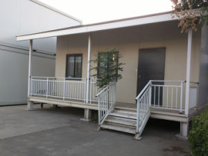 Good Thermal Insulation Property Portable/ Prefab House with Solar Energy pictures & photos